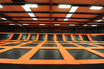 Bounce Indoor Trampoline Park Milton Keynes, Bletchley, United Kingdom