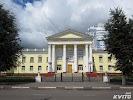 Дворец пионеров и школьников имени Ю. А. Гагарина, улица Салтыкова-Щедрина на фото Орла