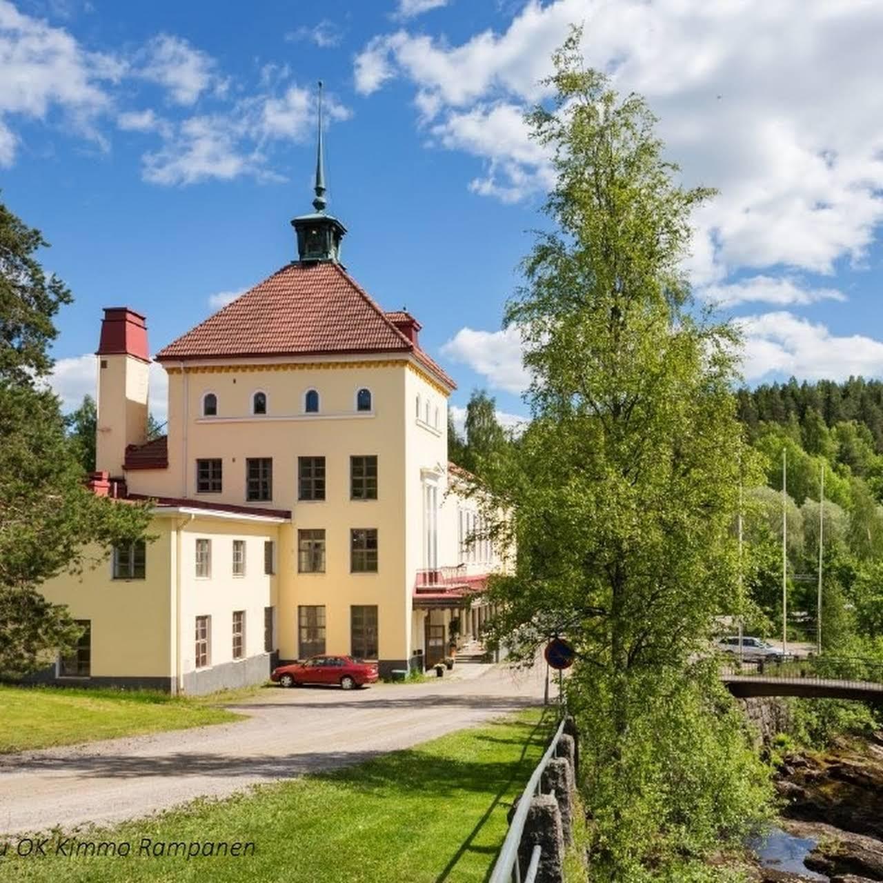 Ilveslinna Jämsänkoski