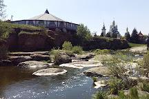Temple Complex With Landscape Park, Buki, Ukraine