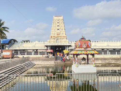 Sri Swayambhu Varasidhi Vinayaka Swamy Devastanam, Kanipakam