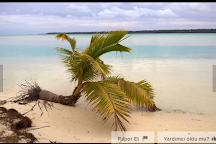 O'otu Beach, Aitutaki, Cook Islands
