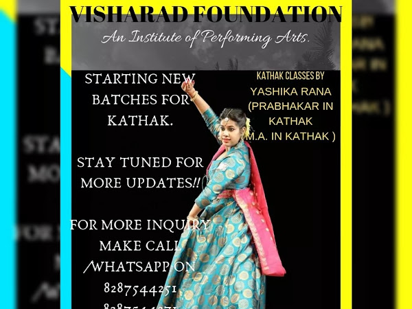 Visharad Foundation An Institution Of Performing Arts Music Class Dance Class In South Extension South Delhi