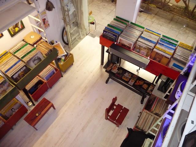 Hod Hamahat Record Store