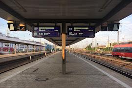 Станция  Nuernberg Hbf
