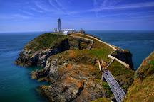 South Stack Lighthouse, Holyhead, United Kingdom