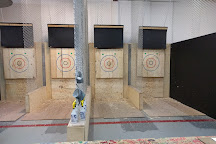 BATL - The Backyard Axe Throwing League, Ottawa, Canada