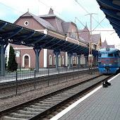 Железнодорожная станция  Uzhhorod
