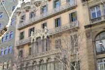 Casa Llorenc Camprubi, Barcelona, Spain