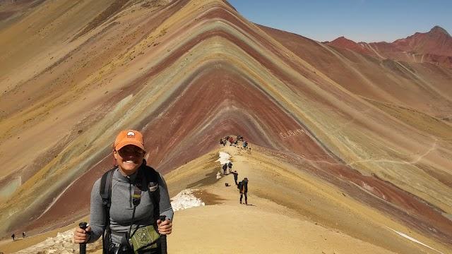 Mountain 7 Colores Cusco Peru