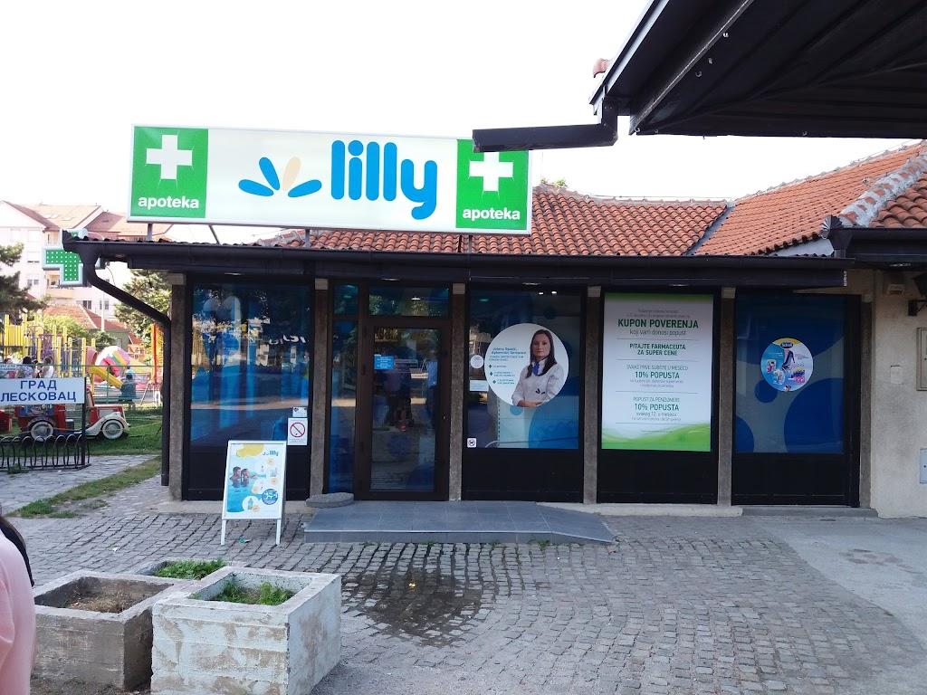 Фото город Лесковац: Lilly Drogerie - Apoteka 088