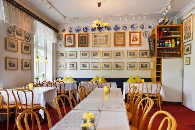 Lilla Hasselbacken Restaurant Café Wärdshus