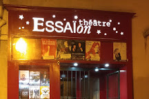 Essaion Theatre, Paris, France