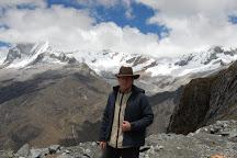 Nevado Pastoruri, Huaraz, Peru