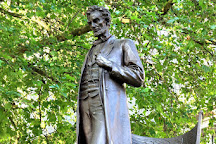 Abraham Lincoln Statue, London, United Kingdom