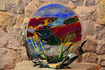 Yellow Point Glass Stained and Art Glass Studio, Ladysmith, Canada