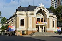 Saigon Opera House (Ho Chi Minh Municipal Theater), Ho Chi Minh City, Vietnam