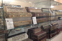 Museo Internazionale della Fisarmonica, Castelfidardo, Italy