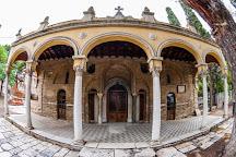 Vlatadon Monastery, Thessaloniki, Greece