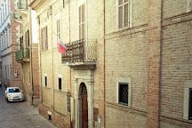 Museo del Merletto a Tombolo, Offida, Italy