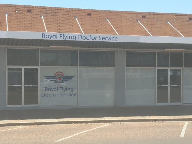Royal Flying Doctor Service-Rockhampton