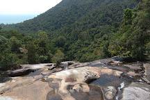 Khlong Chak Waterfall, Ko Lanta, Thailand