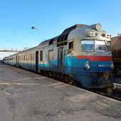 Железнодорожная станция  Sarny