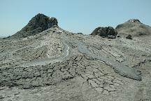 Mud Volcanoes, Qobustan, Azerbaijan