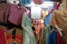 Ying Charoen Market, Bangkok, Thailand
