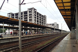Железнодорожная станция  Darnytsia