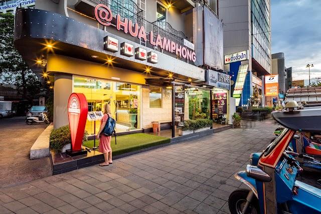 @Hua Lamphong Hostel (โรงแรม แอท หัวลำโพง)
