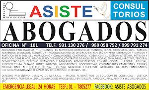 ASISTE ABOGADOS / ABOGADOS - PERÚ 5