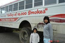 Valley of Ten Thousand Smokes, Katmai National Park and Preserve, United States