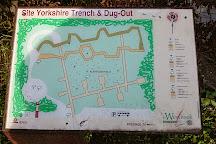 Yorkshire Trench and Dug Out, Boezinge, Belgium