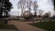 Памятник жертвам Чернобыля, улица Дуки, дом 21 на фото Брянска