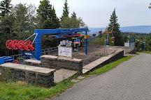 Lanovka Pancir, Zelezna Ruda, Czech Republic