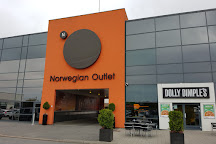 Norwegian Outlet, Vestby, Norway