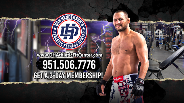 Dan Henderson's Athletic Fitness Center