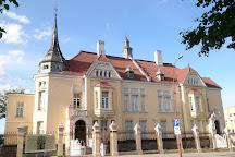 Chaimas Frenkelis Vila, Siauliai, Lithuania
