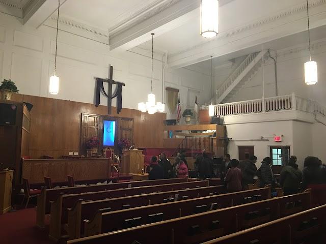 Greater Zion Hill Bapt Church