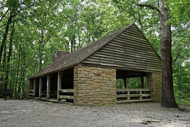 William B. Umstead State Park - Reedy Creek