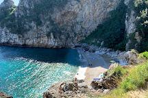 Fakistra Beach, Mouresi, Greece
