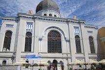 The Neolog Synagogue Zion, Oradea, Romania