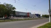 Универсам1, улица Будённого на фото Луганска