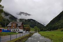 Ebenalp Cable Car, Wasserauen, Switzerland