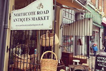 Northcote Road Antiques Market, London, United Kingdom