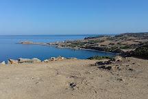 Capo Pecora Beach, Arbus, Italy