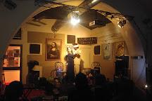 Il baffo della Gioconda, Rome, Italy