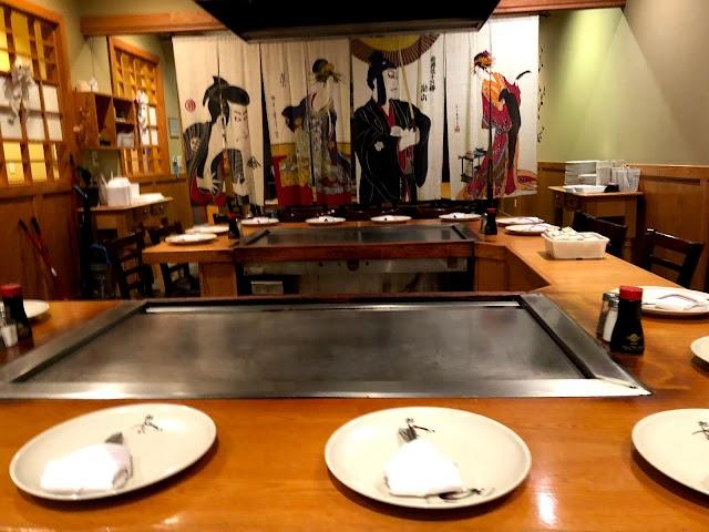 Nagano Japanese Steak House