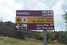 Castillo de Luna, Alburquerque, Spain